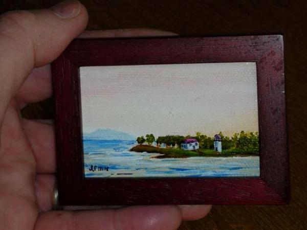 Mayne Island Light